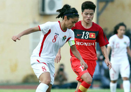 thanh huong lap cu dup, dtvn tiem can world cup hinh anh 7