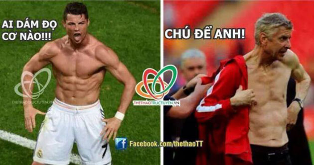 anh che: ozil tiec nuoi khi chia tay real hinh anh 4