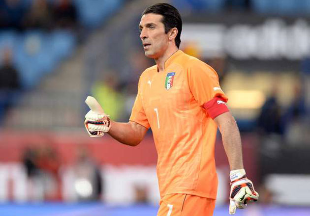 "truoc world cup, buffon ""dim hang"" dt anh hinh anh 1"