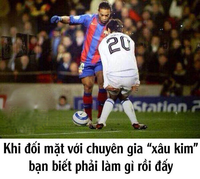anh che: messi gioi moi tien, tuyet chieu om cot phong ngu hinh anh 5