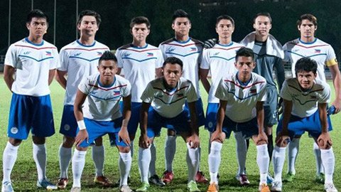 u23 philippines co the tiep tuc vang mat o sea games 28 hinh anh 1