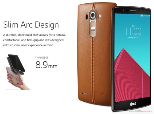 hang 'hot' lg g4 tiep tuc lo dien hinh anh 3