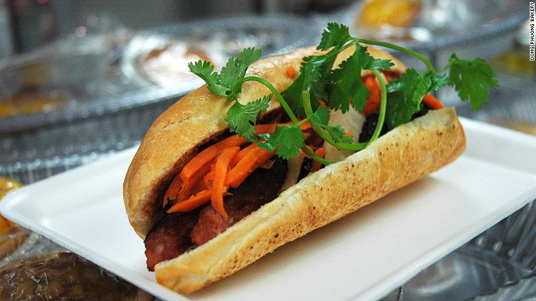 banh my viet lot top sandwich ngon nhat o new orleans, my hinh anh 1