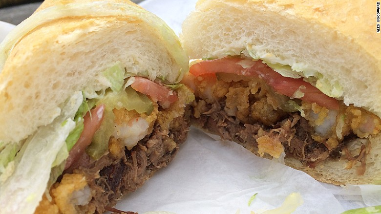 banh my viet lot top sandwich ngon nhat o new orleans, my hinh anh 3