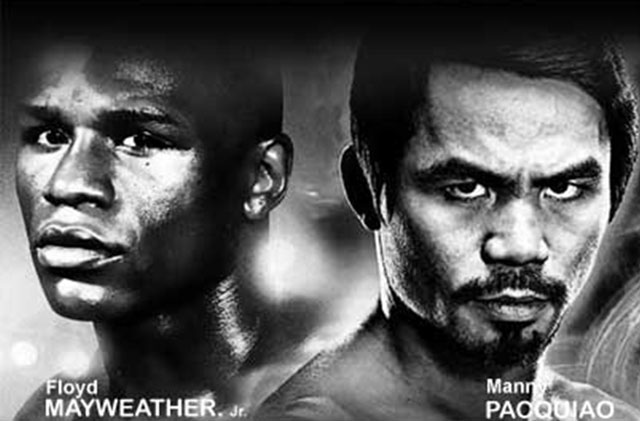 "pacquiao ""day"" mayweather cach... dung tien hinh anh 1"