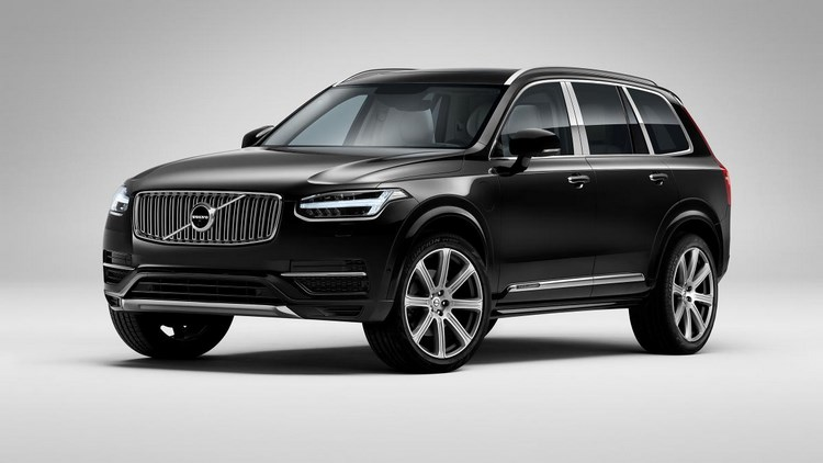"""noi soi"" xe sang chanh nhat xc90 excellence cua volvo hinh anh 2"
