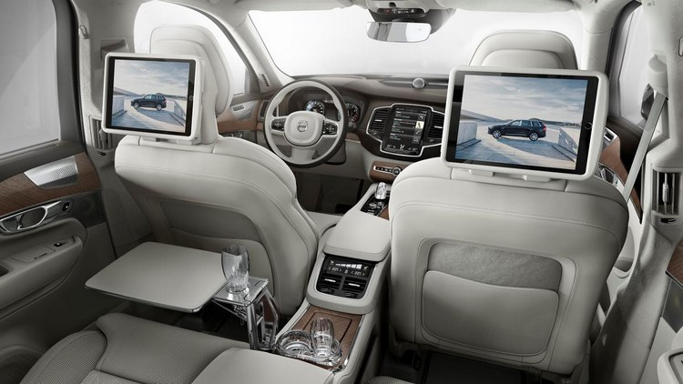 """noi soi"" xe sang chanh nhat xc90 excellence cua volvo hinh anh 8"