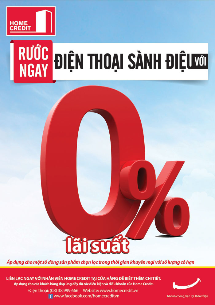 vay tra gop 0% lai suat cung home credit hinh anh 2
