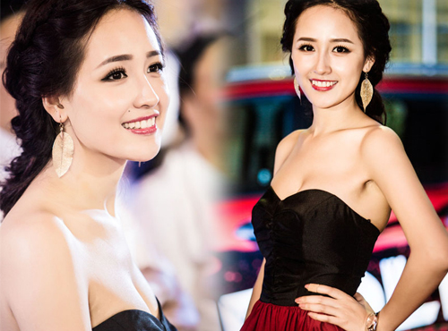 mai phuong thuy khoe vong 1 hut mat voi vay cup nguc hinh anh 4
