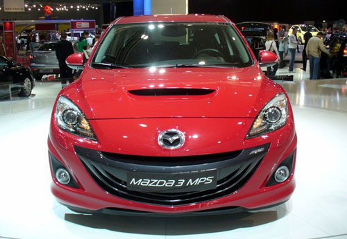 mazda3 mps sap ra mat, honda civic type r gap doi thu hinh anh 1