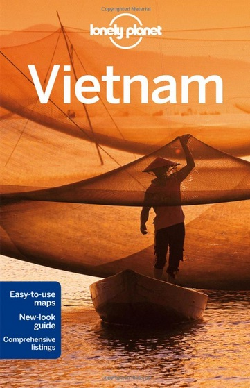 "Cuốn ""Lonely Planet Vietnam"""
