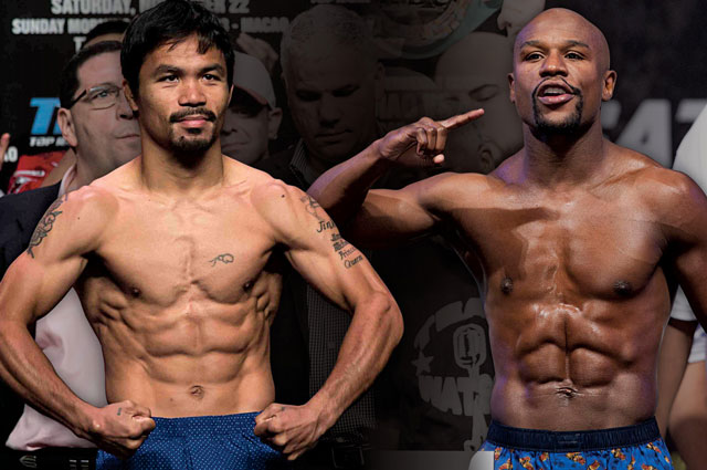 10 dieu can biet ve tran quyen anh the ky mayweather vs pacquiao hinh anh 1