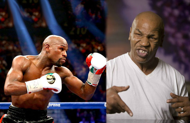 """vo si thep"" mike tyson che nhao mayweather hinh anh 1"