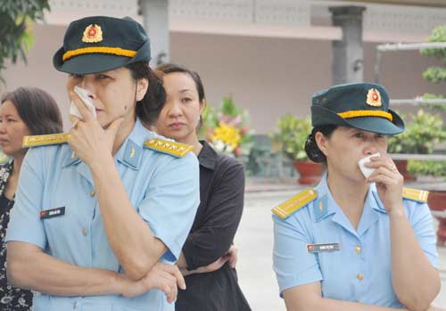 anh: xuc dong tien biet 2 phi cong su-22 ve noi yen nghi hinh anh 10