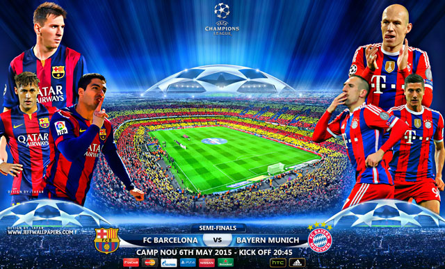 lich truyen hinh truc tiep luot di vong ban ket champions league hinh anh 1
