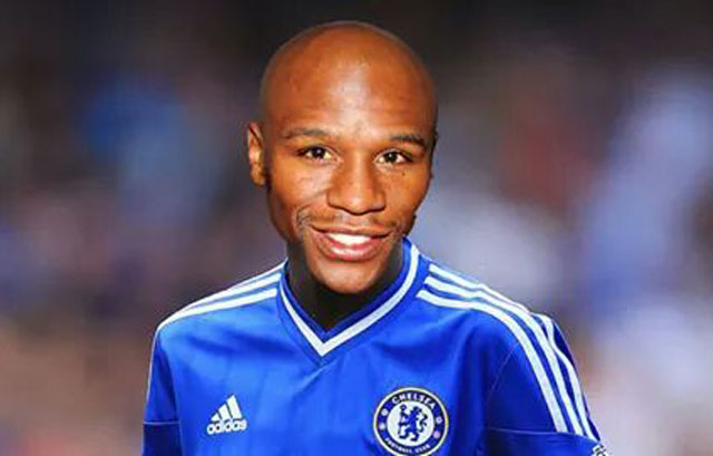 "mayweather bi che nhao vi dung chieu ""dung xe bus"" cua chelsea hinh anh 2"