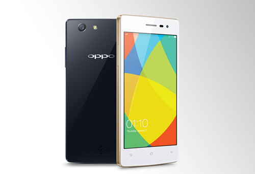 oppo trinh lang smartphone tam trung neo 5 hinh anh 1