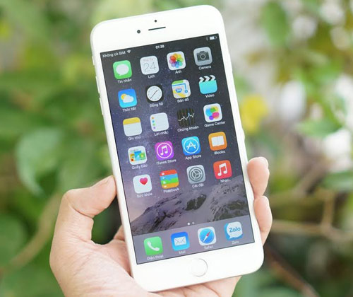 iphone 6, iphone 6 plus gia re o at ve thi truong viet nam hinh anh 1