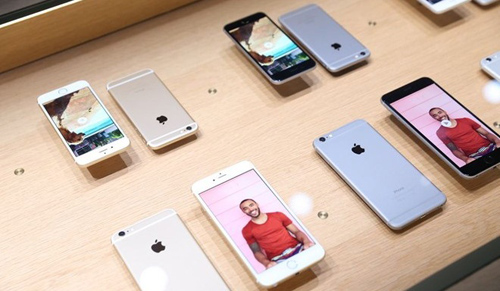 iphone 6, iphone 6 plus gia re o at ve thi truong viet nam hinh anh 3