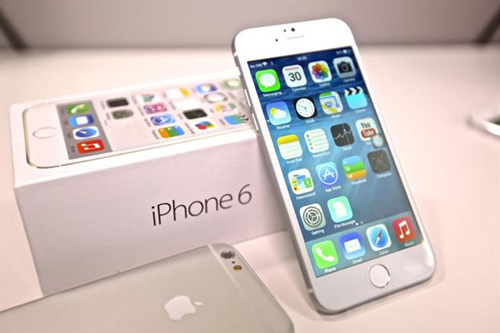 iphone 6, iphone 6 plus gia re o at ve thi truong viet nam hinh anh 2