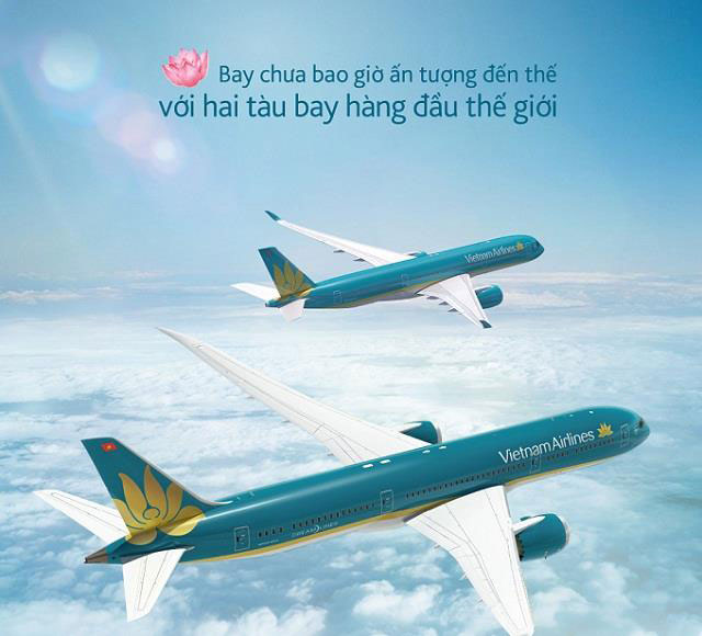 vietnam airlines tang tai cao diem he 2015 hinh anh 1