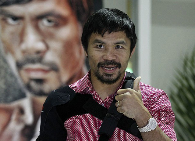 nguoi dan philippines nong nhiet chao don pacquiao tro ve hinh anh 13