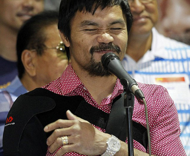nguoi dan philippines nong nhiet chao don pacquiao tro ve hinh anh 12