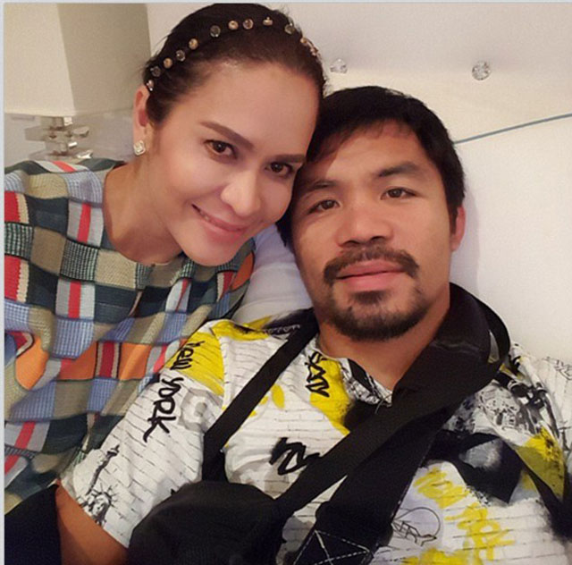 nguoi dan philippines nong nhiet chao don pacquiao tro ve hinh anh 11