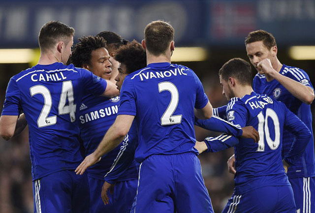 chelsea co nguy co cham tran real o vong bang champions league hinh anh 1
