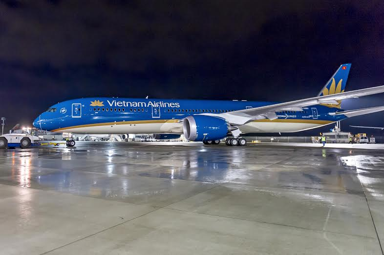 cung bay voi boeing 787-9 dreamliner va airbus a350-900 xwb cua vietnam airlines hinh anh 1