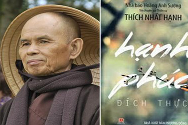 khi thien su thich nhat hanh noi ve hanh phuc hinh anh 1