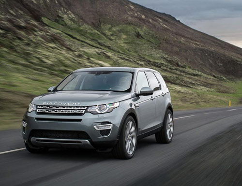 land rover discovery sport thach thuc doi thu hinh anh 2