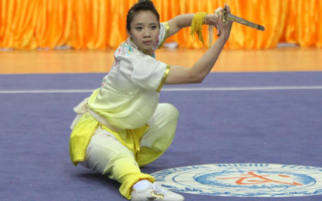wushu viet nam huong toi sea games: ky vong o thuy vi hinh anh 1