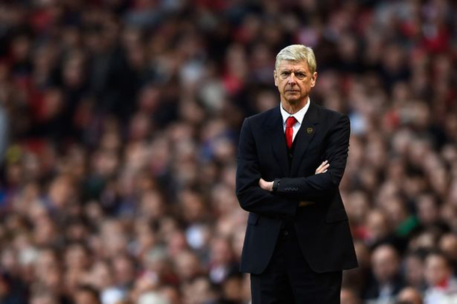 "hlv wenger lo ""sot vo"" truoc tran chung ket fa cup hinh anh 1"