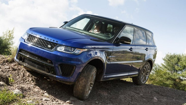 chi tiet range rover sport svr 2015 sang trong, leo nui manh hinh anh 1