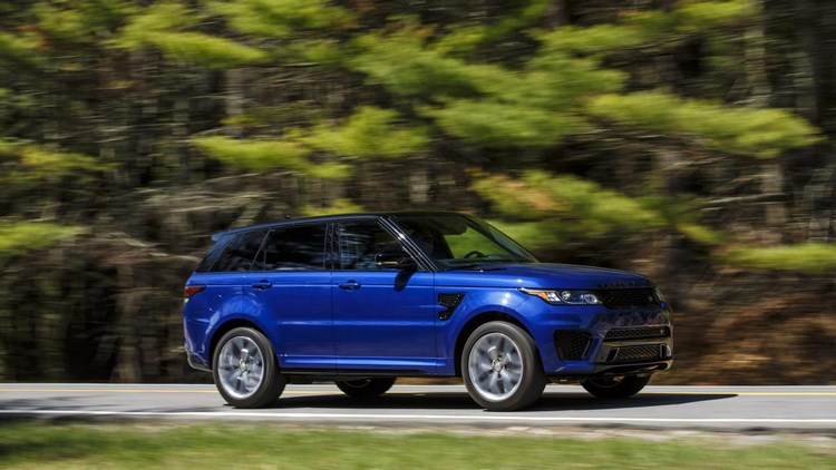 chi tiet range rover sport svr 2015 sang trong, leo nui manh hinh anh 5