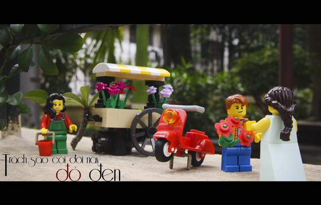 doc dao voi bo anh lego day cam xuc hinh anh 1