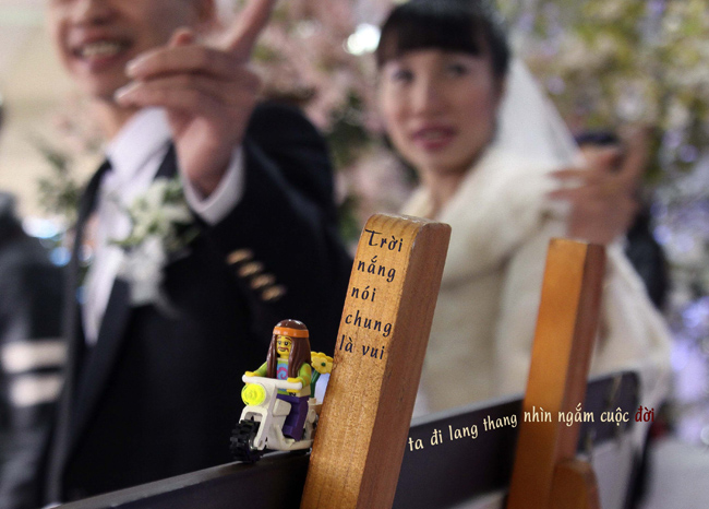 doc dao voi bo anh lego day cam xuc hinh anh 7