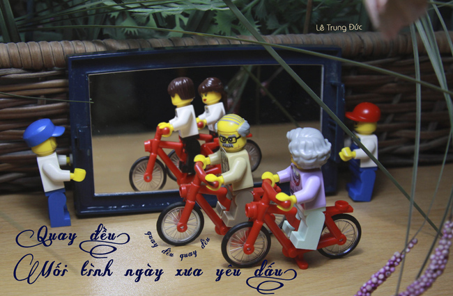 doc dao voi bo anh lego day cam xuc hinh anh 13