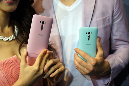 asus zenfone selfie trinh lang voi 2 camera 13mp hinh anh 1