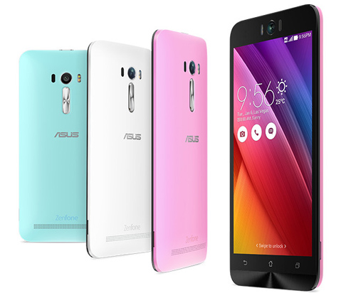 asus zenfone selfie trinh lang voi 2 camera 13mp hinh anh 2