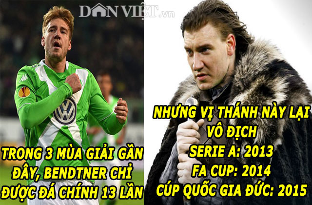 "anh che: ""nguoi cu"" m.u khoe chien tich, ""thanh"" bendtner qua tai hinh anh 4"