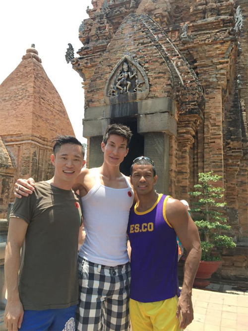 """bup be song"" justin jedlica bat ngo ghe tham viet nam hinh anh 2"