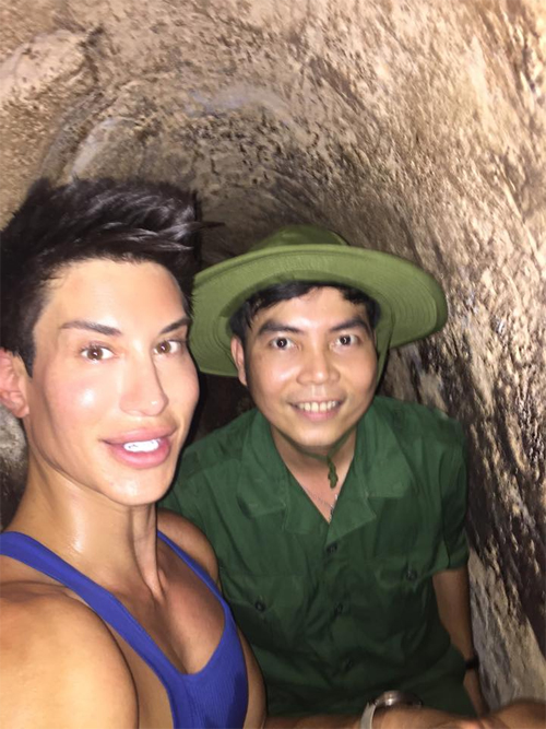 """bup be song"" justin jedlica bat ngo ghe tham viet nam hinh anh 3"