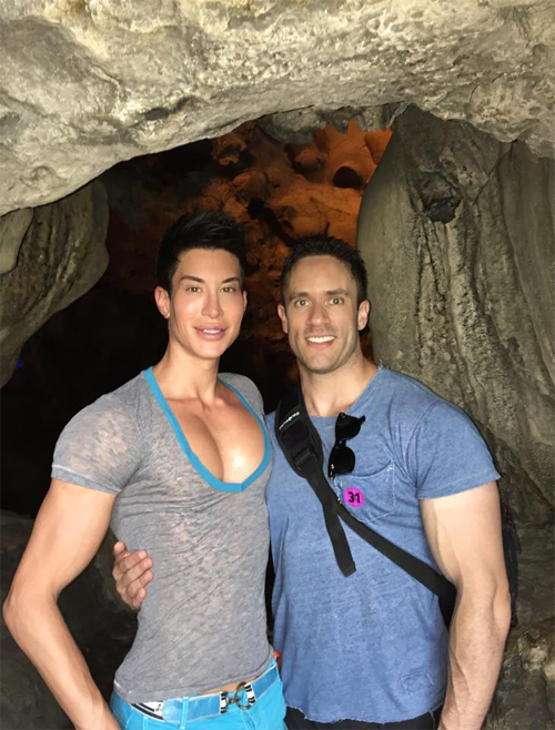 """bup be song"" justin jedlica bat ngo ghe tham viet nam hinh anh 4"
