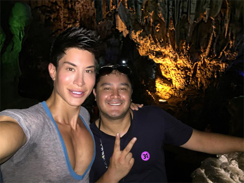 """bup be song"" justin jedlica bat ngo ghe tham viet nam hinh anh 5"