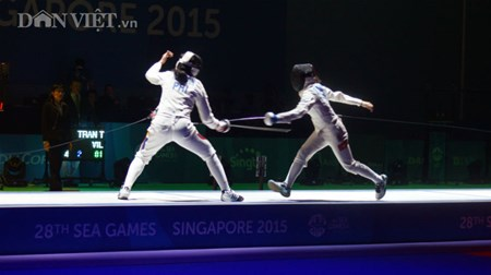 "sea games 28: can truong ""nu tuong"" hinh anh 1"