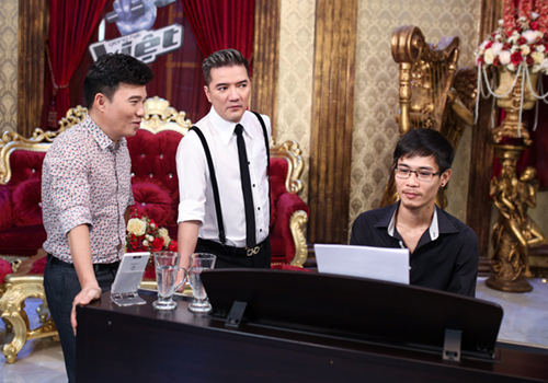"lo dien dan co van ""khung"" tai the voice hinh anh 4"