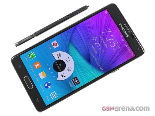 galaxy note 5 man hinh 5,9 inch, cong usb type-c lo dien hinh anh 1