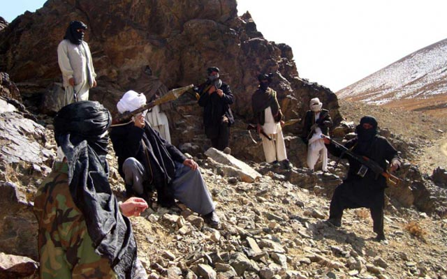 "taliban canh cao thu linh is cho ""nhom ngo"" afghanistan hinh anh 1"